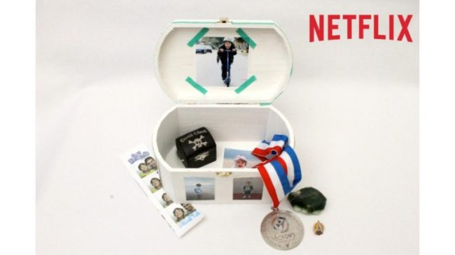 Netflix Stream Team - Memory Box