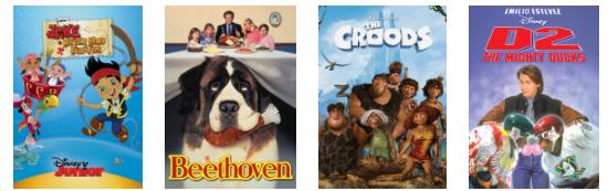 Netflix Stream Team - October - little kids 2
