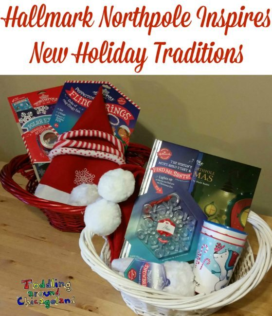 Hallmark Northpole Inspires New Holiday Traditions #NorthpoleFun #CollectiveBias