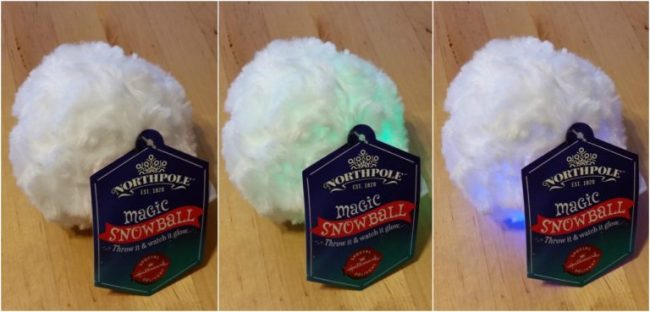 Magic Snowball #NorthpoleFun #CollectiveBias