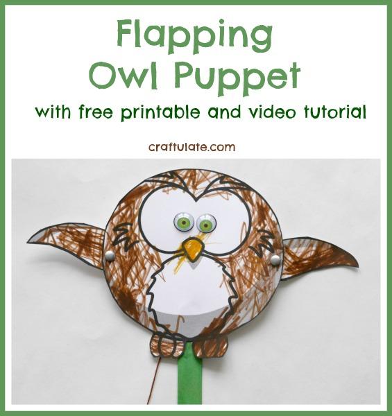 owl-puppet