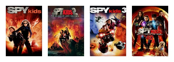Netflix - Spy Kids #StreamTeam