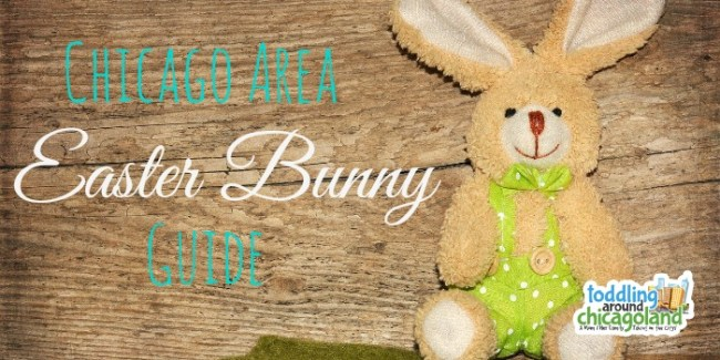Chicago Area Easter Bunny Guide 2015