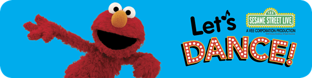 Sesame Street Live: Let's Dance! Giveaway & Discount Code
