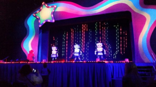 Sesame Street Live: Let's Dance