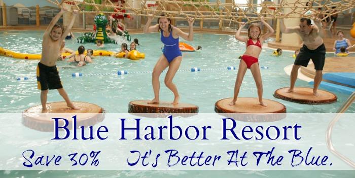 Blue Harbor Resort slider
