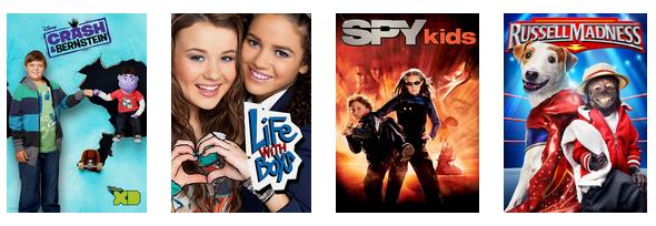 Netflix #StreamTeam May 2015 - older kids