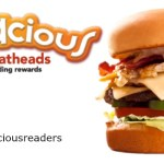 Meatheads Voracious Readers Program & Giveaway