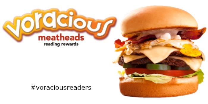 Meatheads Voracious Reading #voraciousreaders