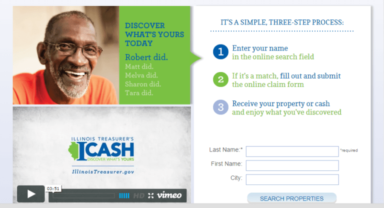 Illinois Treasurer's I-Cash Program May Have Cash for You ...