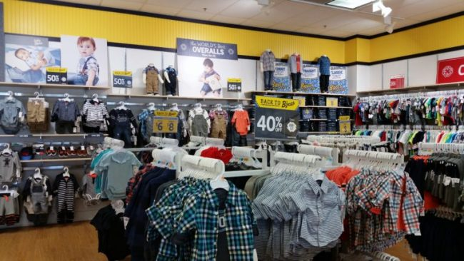 Back to School Means Back to OshKosh B'Gosh #backtoBGosh #BgoshJenius #IC (sponsored)