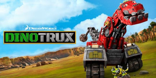 Netflix Helps with Back-to-School Blues #StreamTeam [sponsored] #Dinotrux
