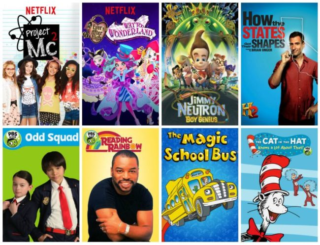 Netflix Helps with Back-to-School Blues #StreamTeam #sponsored