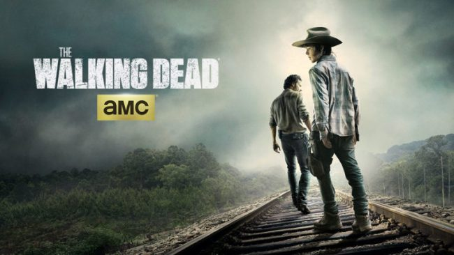 Dust Off Your Shelfies - Netflix #StreamTeam #ad Walking Dead