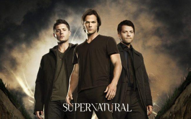 Dust Off Your Shelfies - Netflix #StreamTeam #ad Supernatural