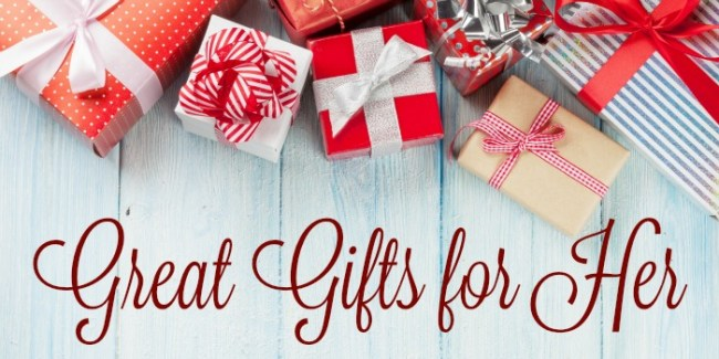 Great Gifts for Her #Christmas #gift #mom #friend #women