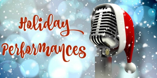 Holiday Performances 2015 #Christmas #holiday #shows