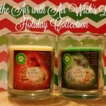 Home Is In the Air with Air Wick's Life Scents Holiday Collection