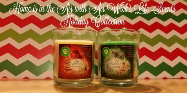 Home is in the Air with Air Wick's Life Scents Holiday Collection #IC [ad] @AirWickUS