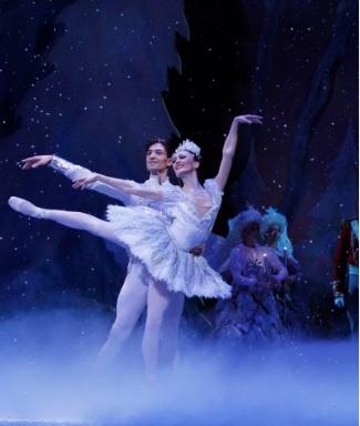 Joffrey Ballet's Nutracker