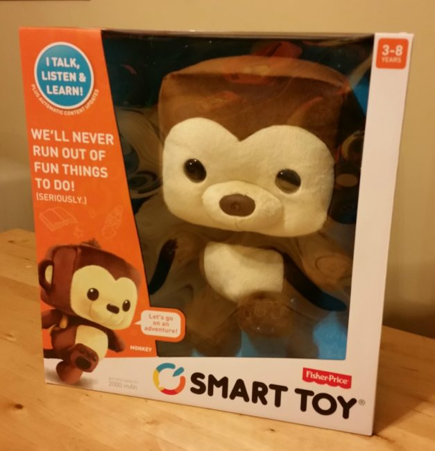 Fisher-Price Smart Toy Monkey [ad] #toy #gift