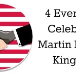 4 Events to Celebrate Martin Luther King, Jr.