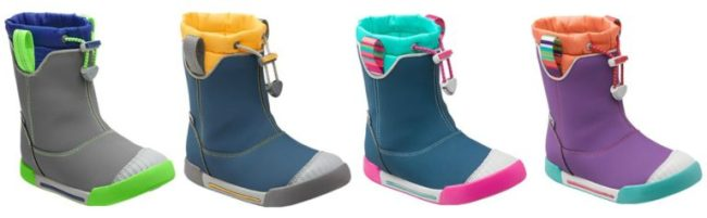 KEEN Kids' Encanto Collection boots