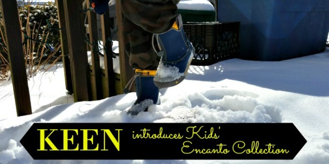 Keen Introduces Kids' Encanto Collection [spon]