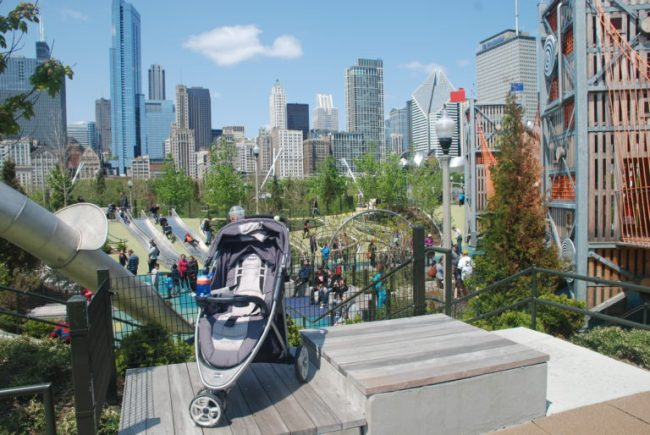 Chicago City Guide sponsored by Chicco #ChiccoKidsCityGuide [ad] - Maggie Daley Park