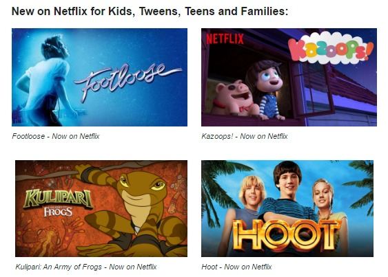 Netflix #StreamTeam - New on Netflix Sept 2016 [ad]