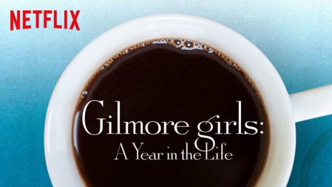 Gilmore Girls: A Year in the Life #StreamTeam [ad]