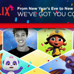 New Year's Eve to New Year's Zzzs with Netflix
