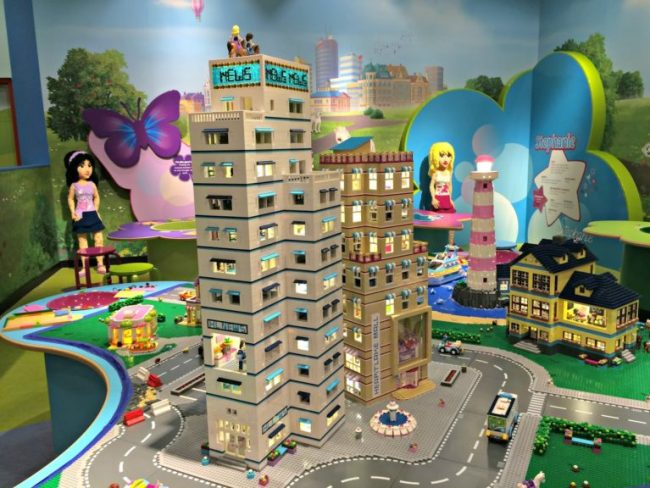 Legoland Discovery Center LEGO Friends