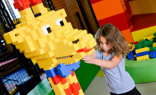 Legoland Discovery Center Toddler Tuesday