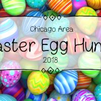Chicago Area Easter Egg Hunts 2018
