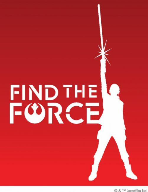 Star Wars Find the Force on Force Friday II