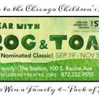 """A Year with Frog and Toad"" Comes to Chicago Children's Theatre"