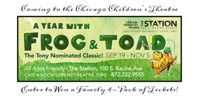 A Year with Frog & Toad at the Chicago Children's Theatre