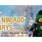LEGO Ninjago Movie Comes to Theatres and Legoland Discovery Center is Celebrating