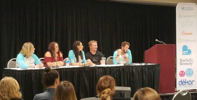 Panel at Chicago Baby Show 2017