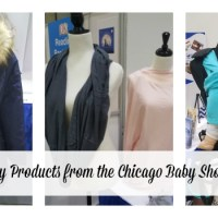Top Baby Products from the Chicago Baby Show 2017