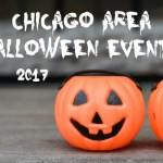 Pumpkins on table - Chicago Area Halloween Events 2017
