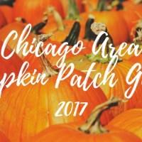 Chicago Pumpkin Patch Guide 2017