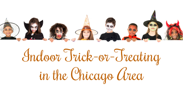 Indoor Trick-or-Treating in the Chicago Area