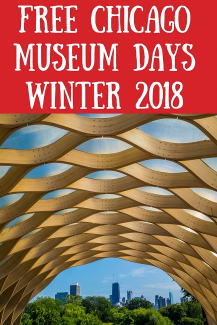 Pinterest - Lincoln Park Zoo - Free Chicago Museum Days Winter 2018