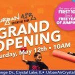 Urban Air Adventure Opens in Crystal Lake