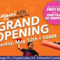 Urban Air Adventure Opens in Crystal Lake