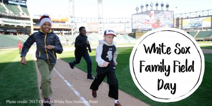 White Sox Family Field Day