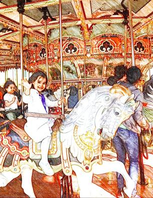 Jane's Carousel - Brooklyn Bridge - New York - High Line
