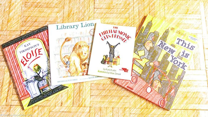 Some of our favourite NY children's books - New York books
